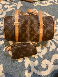 New bag with a small pouch Louis Vuitton style  Bethesda, 20817