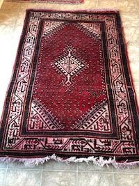 Hand made carpet hi 732 km