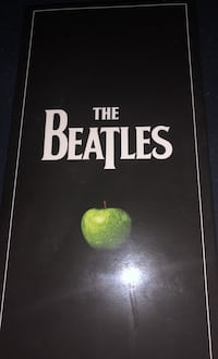 The Beatles 13 original Albums Digitally remastered in streo Oslo, 0354