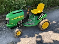 John deer mower  Martinsburg, 16662