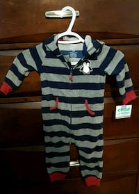 Brand new fleece jumper 12-18months  Toronto, M1S 1K6