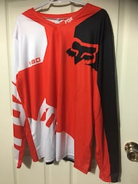 Fox Jersey and Fox Pants