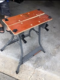 Black and decker workmate work bench