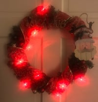 Christmas wreath Camarillo, 93012