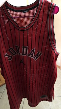 red and black Chicago Bulls jersey Phoenix, 85029