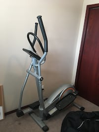 Gray and black elliptical trainer Airdrie, T4B 0V2