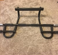 Pull up bar *Willing To Negotiate Price* Spanish Fork, 84660
