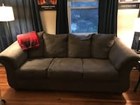GRAY COUCH AND LOVE SEAT $300 Buffalo, 14222