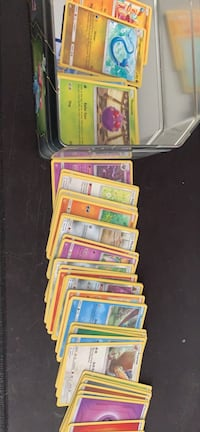 Pokémon Cards 5 for $1 Barrie, L4M 6Y8