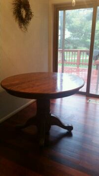 Dark oak table Columbia, 21045