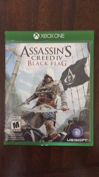 XBOX One: Assassins Creed Black Flag Dartmouth, B3A 2J9