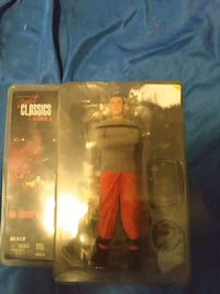Hannibal lecter collectible action figure