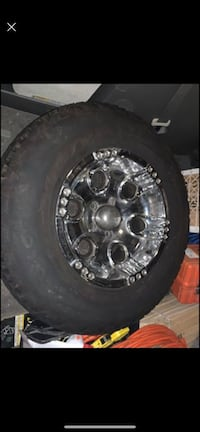 (4) Jeep Wrangler Tires Chantilly
