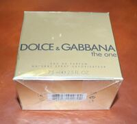Dolce & Gabbana The One EDP for her 75ml Mount Royal