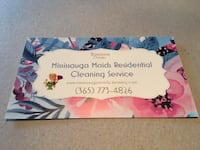 House cleaning Mississauga, L5B 3Z4