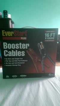 New! 16ft Booster Cables Manassas Park, 20111