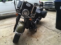 black and gray touring motorcycle Orlando, 32825