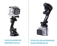 "Go Pro Suction Mount ""BRAND NEW"" Toronto"
