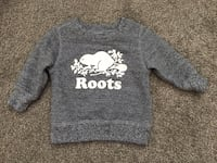 Baby Roots sweater size 6-12months