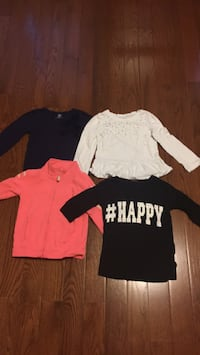 Girls clothes/tops - size 5/6 Mississauga, L4Z 0B4
