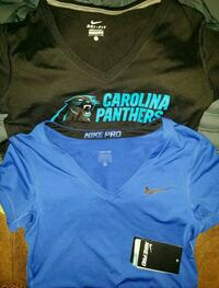 2 Nike Dr-fit Shirts Size Small  Foscoe, 28604