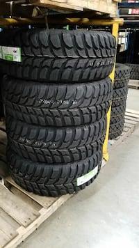BEST PRICES ON NEW TIRES