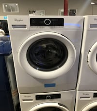 ☂24 inch Whirlpool Front Load Washer NEW    South Farmingdale