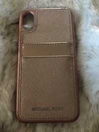 iPhone X Michael Kors wallet case Knoxville, 37920