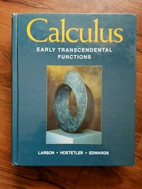Calculus Early Transcendental Functions book Hillsboro, 97124