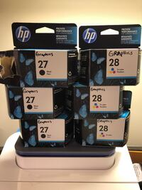Genuine HP Ink for HP Deskjet