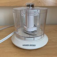 Black & Decker Mini Chopper Quincy, 02169