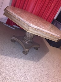 marble dining table.. real marble... 400 obo Roswell, 88203