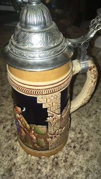 Original King Beer Mug collectors vintage Silver Spring, 20905