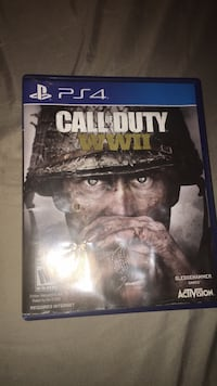 Call of duty ww2 ps4 Clifton, 07011