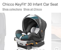 Baby's black and gray car seat carrier screenshot Silver Spring, 20910