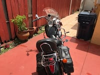 black and gray standard motorcycle Cutler Bay, 33157