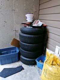 Honda winter tires Surrey, V4N 5Z7