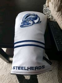 Golf Driver Head Cover Mississauga Steelheads
