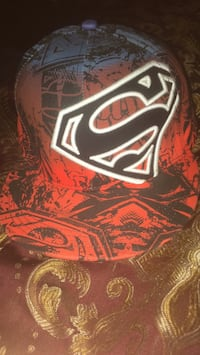 Super man flat bill hat  Jonesborough, 37659