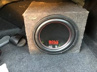 subwoofer speaker Rye Brook, 10573