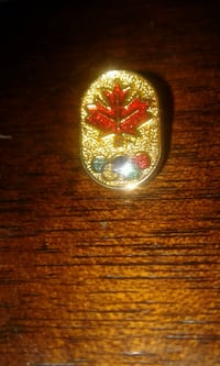 Canadian Olympic Pin Rare. Custom Burlington, L7R 3M9