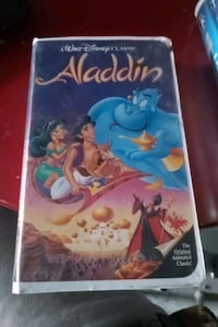 Walt Disney's Aladdin Black Diamond edition Calgary, T2Z 1P6