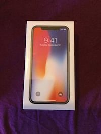 Apple iPhone X - 64GB - Space Grey (EE) MOSCOW