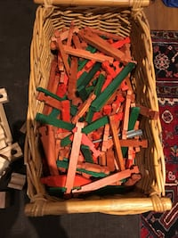 Linkin logs:wooden building toy Toronto, M5R 1P8