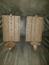 Wall Decore Candle Holders Oklahoma City, 73127