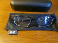 black Oakley framed sunglasses with case El Paso, 79904