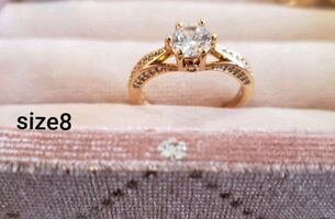Gold Plated Rings shipping available