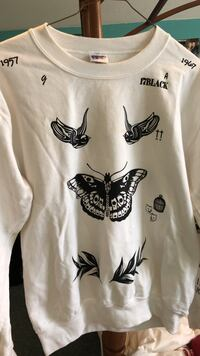 Harry Styles Tattoo Sweatshirt  Conway, 29526