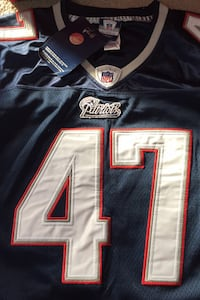 Patriot jerseys new all sizes