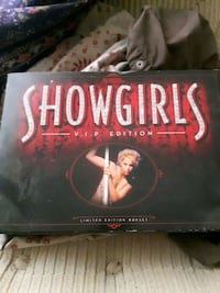Showgirl deluxe DVD set  Burnaby, V5B 2N6